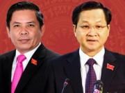 Tin tức trong ngày - Đường thăng tiến của ứng viên Bộ trưởng GTVT và Tổng TTCP