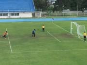 Clip triệu view: Màn sút penalty kỷ lục và điều kỳ diệu hiếm có