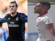 """SAO 9x châu Á  xé gió  ghi bàn, Gareth Bale cũng phải  """" kiêng nể """""""