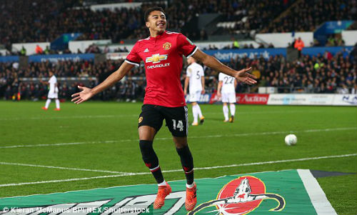 Chi tiết Swansea - MU: Hụt bàn danh dự phút chót (KT) 23