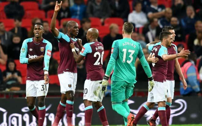 Tottenham - West Ham: Siêu ngược dòng 3 bàn 15 phút (vòng 4 League Cup)