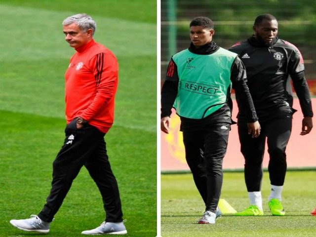 """Đại chiến MU – Tottenham: Harry Kane chấn thương, Mourinho có kế """"độc"""" 4"""