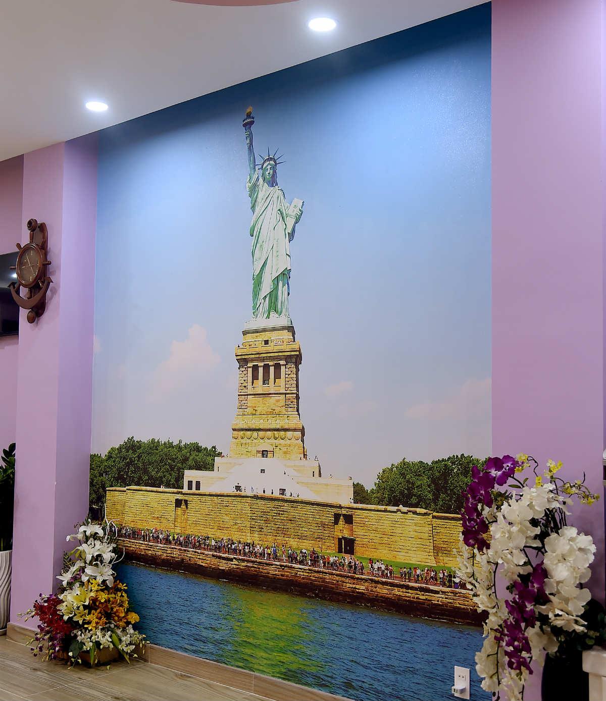 Ngôi nhà màu tím hơn 100 m2 gần triệu đô của nghệ sĩ hài Hồng Tơ - 4