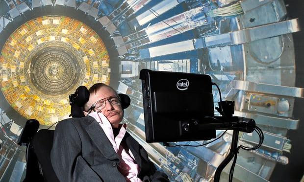 Thiên tài vật lý công bố tài liệu lịch sử về vũ trụ, gây sập web - 2
