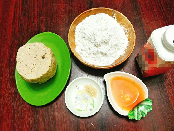 Bí kíp làm bánh giầy giò truyền thống dẻo mềm, trắng ngần - 2