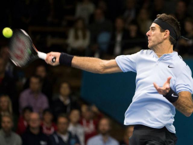 Federer -  Paire: Tốc hành và nhấn chìm đối thủ (Vòng 2 Basel Open) 2