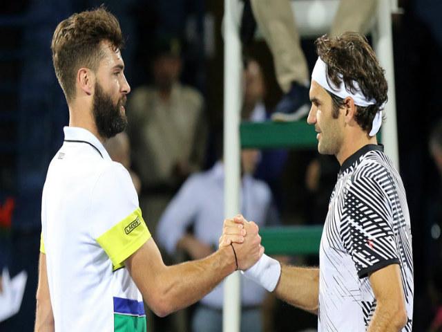 Federer - Goffin: Ra đòn giật gân (Bán kết Basel Open) 2