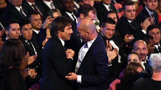 """Chelsea tính sa thải Conte: Mê mẩn Zidane, thèm khát """"sexy football"""" kiểu Real - 3"""