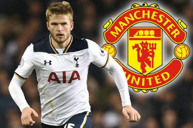 """Chuyển nhượng MU: Mourinho dọa Tottenham, """"cuỗm"""" Dier về Old Trafford 1"""