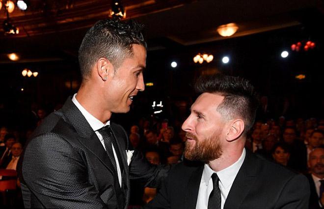 """MU cho Real """"hít khói"""", Ronaldo """"đè bẹp"""" Messi về giá trị thương hiệu 2"""