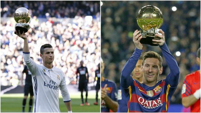 """Messi thua Ronaldo """"The Best"""", thắng """"Quả bóng Vàng"""": Tại sao không? - 2"""