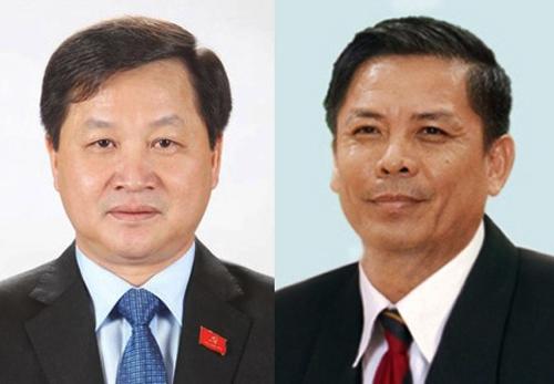 Quốc hội phê chuẩn tân Bộ trưởng GTVT và tân Tổng TTCP