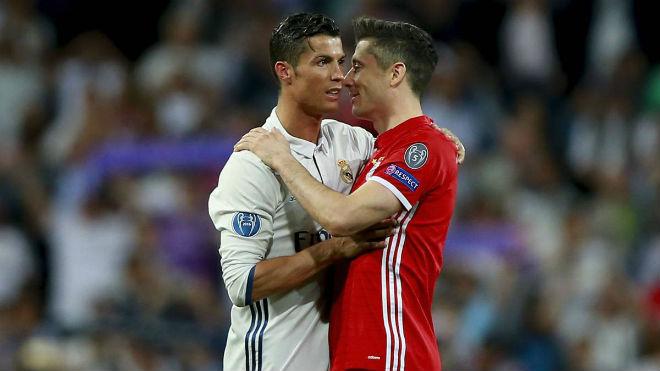 """Real tậu 2 trọng pháo: """"Vua FIFA"""" Ronaldo nguy cơ mất ngai vàng"""