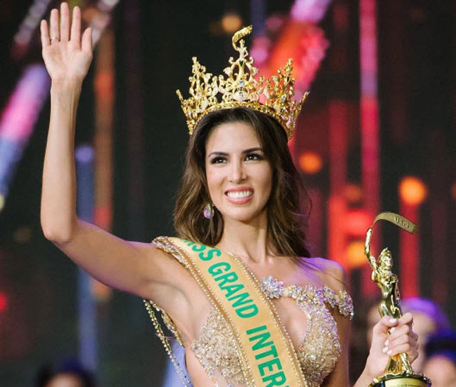 """Hoa hậu Peru dáng ngọc: """"Cao thủ"""" võ thuật, chuyên gia lướt sóng 1"""