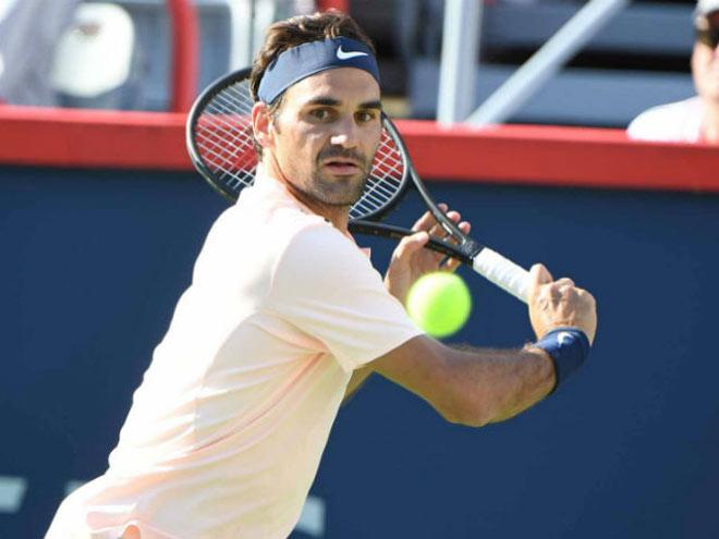 Trực tiếp tennis Basel Open ngày 3: Federer quá nhanh quá nguy hiểm 1