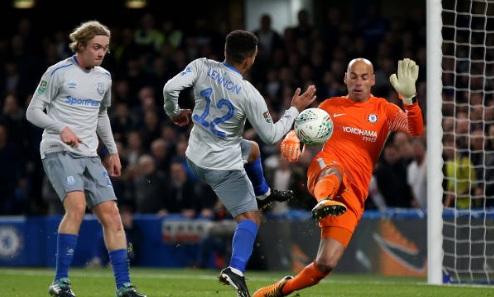 Chi tiết Chelsea - Everton: Siêu kịch tính phút bù giờ (KT) 21