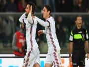 """Chievo - AC Milan: Một đạp không bằng 4  """" cú đấm """""""