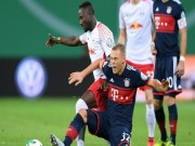 RB Leipzig - Bayern: Thẻ đỏ, vận may  &  loạt đấu súng nghẹt thở