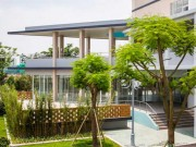 Giáo dục - du học - Kiến trúc độc đáo của trường Đại học Nhật Bản tại Việt Nam được ca ngợi