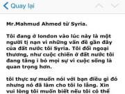 Tái diễn email lừa đảo chuyển 2 triệu USD từ Syria về Việt Nam