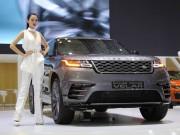 Range Rover Velar ra mắt tại VIMS 2017