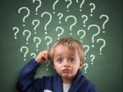 """Giáo dục - du học - Gợi ý cha mẹ trả lời kho tàng câu hỏi cực """"hại não"""" của trẻ"""