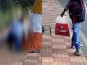 Ấn Độ: Thấy cô gái bị cưỡng bức trên phố, không cứu còn quay phim
