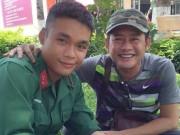 Không theo nghiệp bố, con trai Tấn Beo lại bước vào quân ngũ