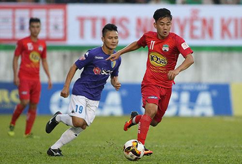 Chi tiết HAGL - Hà Nội: Bàn thắng vàng phút 89 (KT) 4