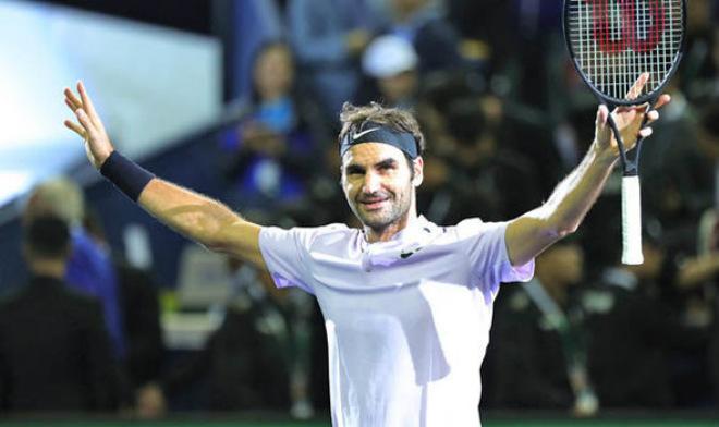 Federer -  Paire: Tốc hành và nhấn chìm đối thủ (Vòng 2 Basel Open)