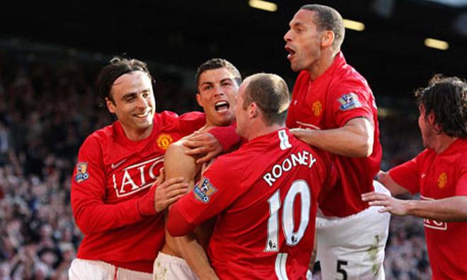 Hồi ức MU – Tottenham: Ronaldo-Rooney & màn ngược dòng kinh điển 2