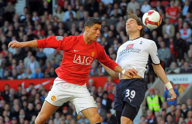 Hồi ức MU – Tottenham: Ronaldo-Rooney & màn ngược dòng kinh điển 1
