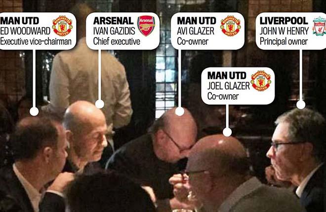 """MU """"bắt tay"""" Arsenal - Liverpool: Lập liên minh Mỹ, chi phối Ngoại hạng Anh 1"""