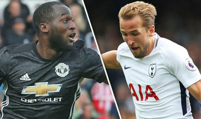"""MU – Tottenham rực lửa: Vận mệnh trong tay 2 """"trọng pháo"""" Kane - Lukaku"""