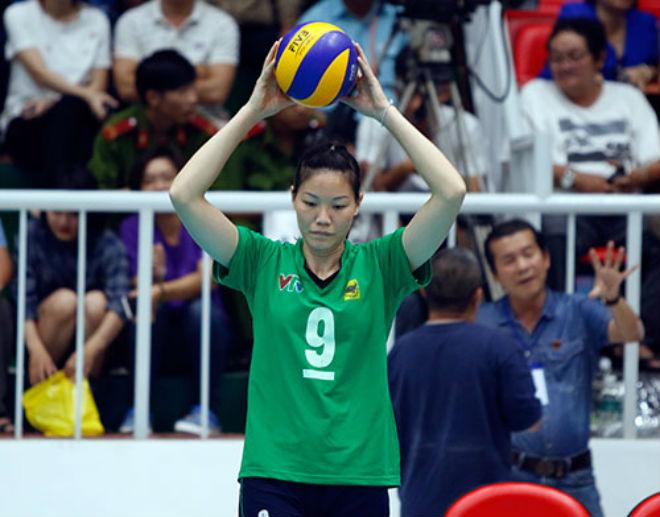 Siêu cúp bóng chuyền Việt Nam: Ngọc Hoa thăng hoa, Long An mơ chung kết 1