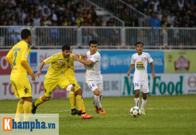 Chi tiết HAGL - Hà Nội: Bàn thắng vàng phút 89 (KT) 9