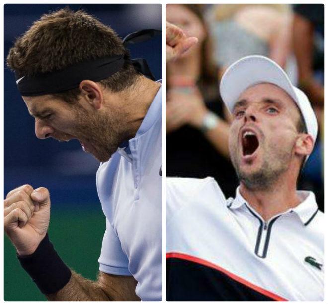 Basel Open ngày 4: Del Potro nuôi mộng ATP Finals 3