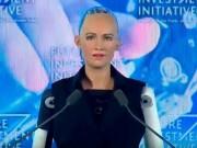 Thế giới - Robot đầu tiên trên thế giới được cấp quyền công dân