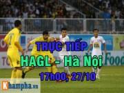 Chi tiết HAGL - Hà Nội: Bàn thắng vàng phút 89 (KT)