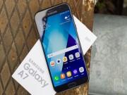 Lộ thông số Samsung Galaxy A7 2018 chip 8 nhân, RAM 6GB
