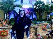 """Những địa điểm vui chơi Halloween  """" rùng rợn """"  nhất Hà Nội"""