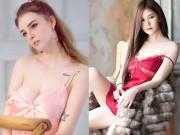 Điếng người ngắm hot girl châu Á lả lơi trong phòng ngủ