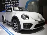 Volkswagen Beetle Dune giá 1,469 tỷ đồng ở Việt Nam