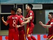 Futsal Việt Nam thắng kỷ lục 24 bàn: 2 hat-trick, 2 poker