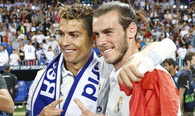 """""""Ông trùm"""" Ronaldo đòi Real bán Bale mua SAO lạ, cấm cửa Harry Kane - 1"""