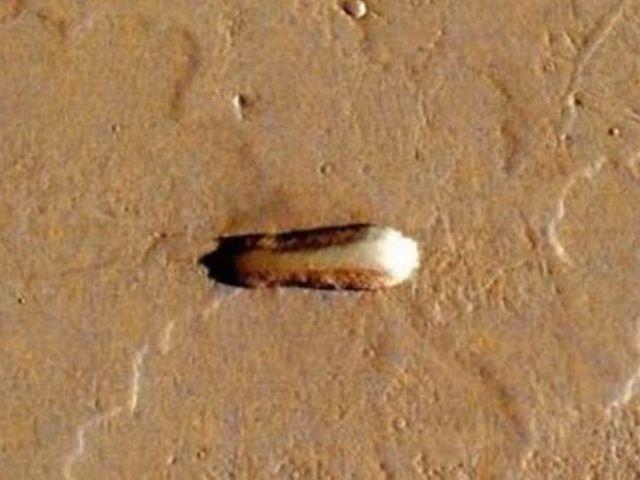 Phát hiện người ngoài hành tinh cao 1,3m gục ngã trên Sao Hỏa?