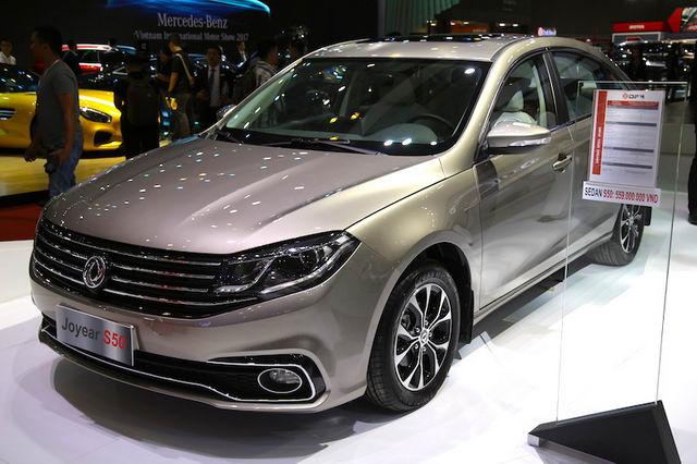 Loạt xe Trung Quốc giá rẻ tại VIMS 2017