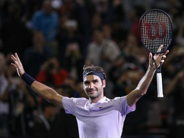 Phân nhánh Paris Masters: Federer - Nadal, chờ chung kết lịch sử 4