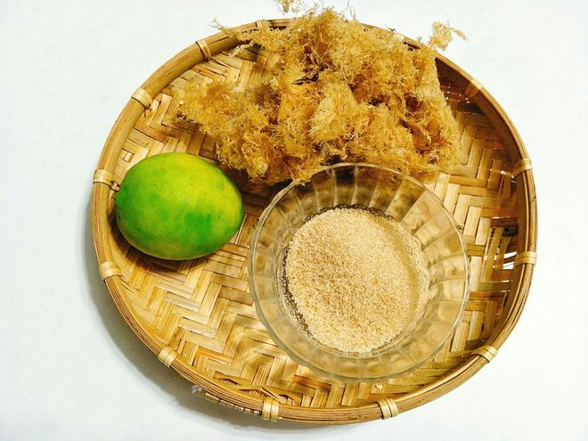 """Cách làm thạch rau câu rong biển ngọt mát, ăn một lần là """"mê như điếu đổ"""" - 2"""