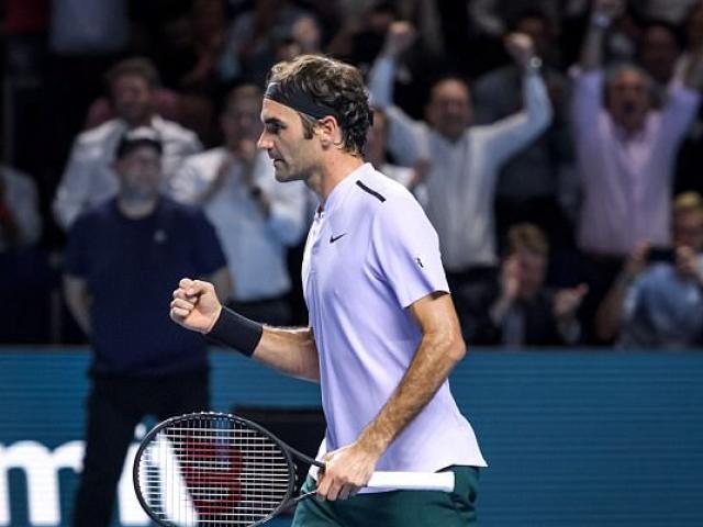 Federer - Goffin: Ra đòn giật gân (Bán kết Basel Open)